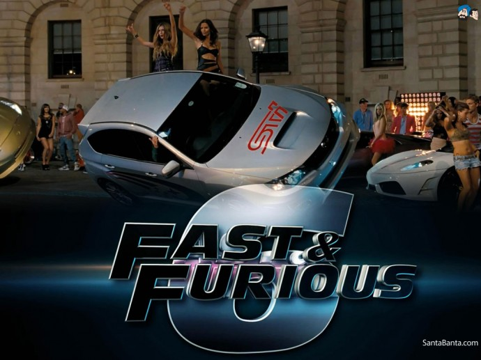 Fast and Furious 6 HD Movie Wallpapers