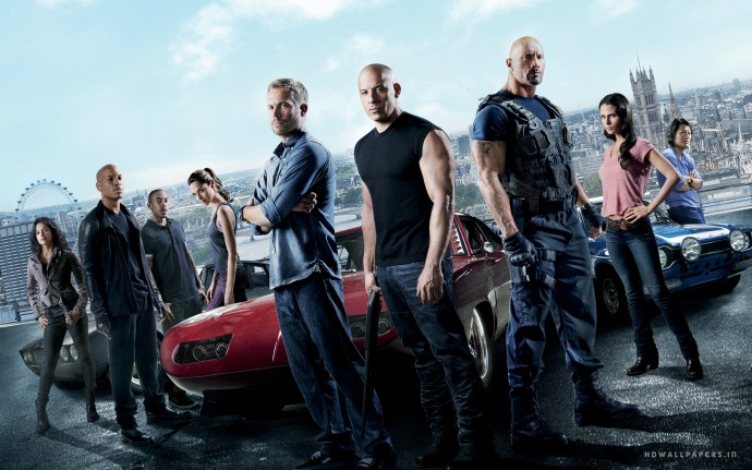 Fast and Furious 6 Wallpaper Full HD