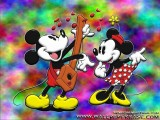 Free Mickey Mouse HD Wallpaper
