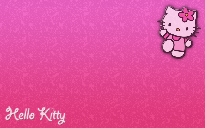 Hello Kitty Cute Backgrounds Wallpaper Wide