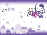 Hello Kitty Free Wallpaper