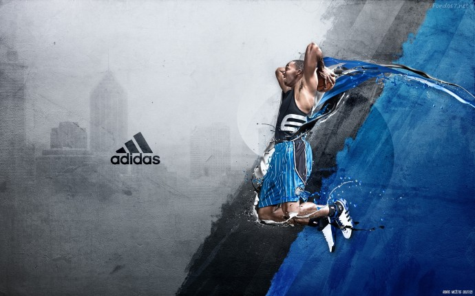 Howard Dwight Adidas Wallpaper