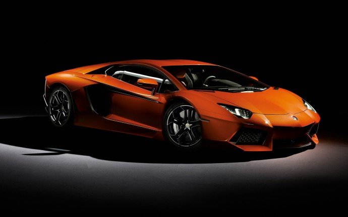 Lamborghini Aventador Car Wallpaper