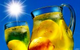 Lemon Juice Wallpaper