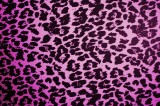 Leopard Wallpaper Pink