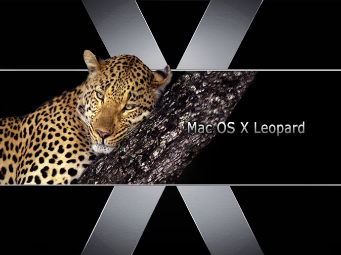 Mac OS Leopard Wallpaper Iphone