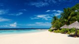 Maldives Beach Baros HD Wallpaper