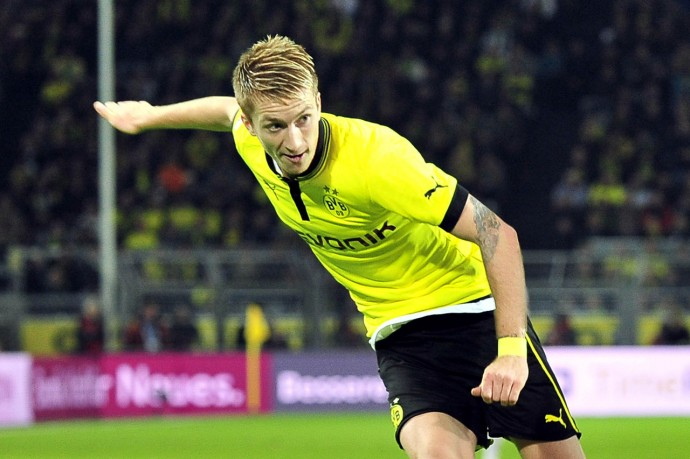 Marco Reus Hairstyle Wallpaper