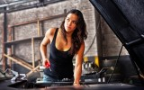 Michelle Rodriguez Fast and Furious 6 Wallpaper