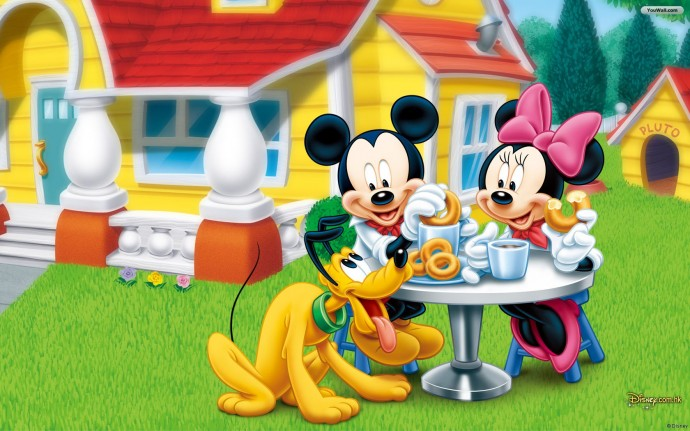 Mickey Mouse Free Wallpapers