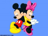 Mickey Mouse Wallpaper 1024x768
