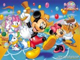 Mickey Mouse and Friends Wallpapers