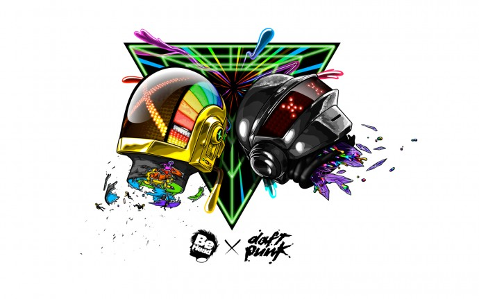Music Daft Punk Wallpaper