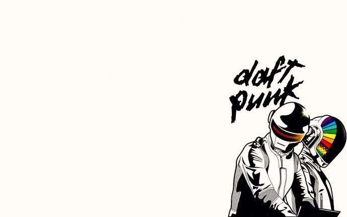 Music Daft Punk Wallpaper Background