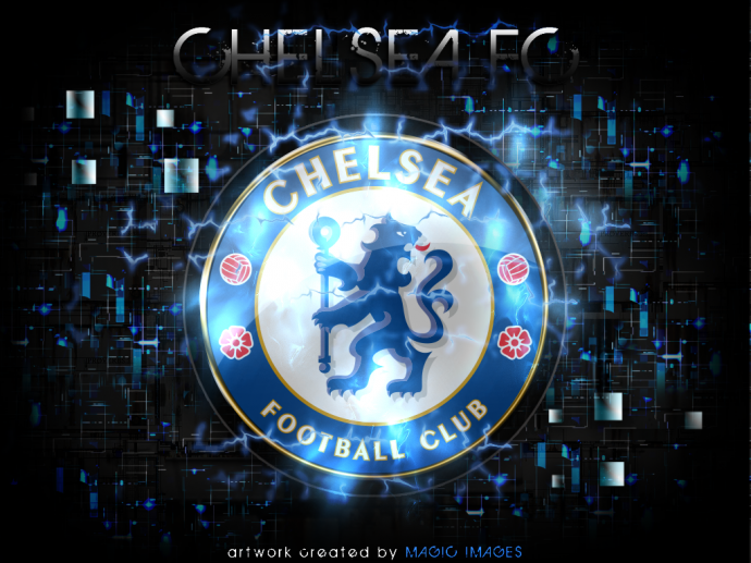 New Chelsea FC Logo Wallpapers