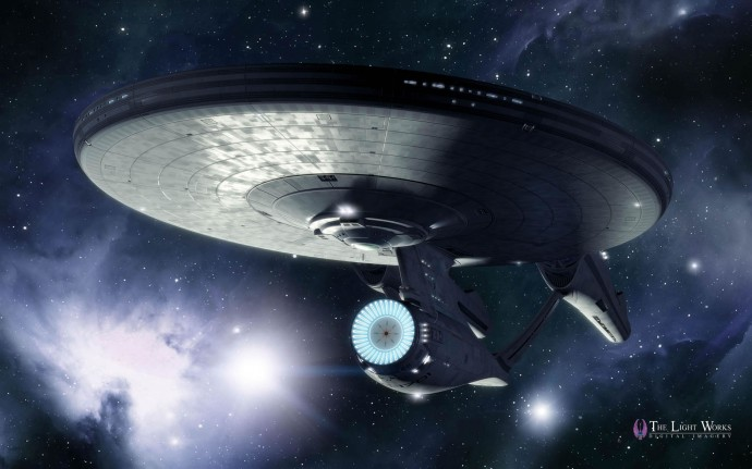 New Star Trek HD Wallpaper