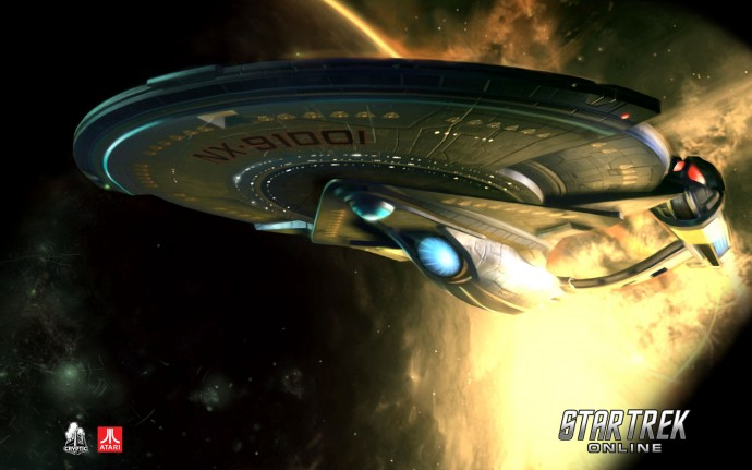 New Star Trek Online HD Wallpapers