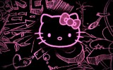 Pink Beautiful Hello Kitty Wallpaper