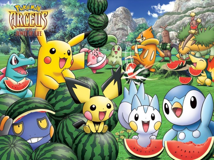 Pokemon Game HD Wallpapers