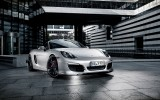 Porsche Boxster 2012 Wallpaper