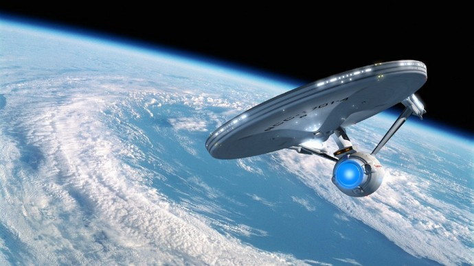 Sci Fi Star Trek Wallpaper Desktop