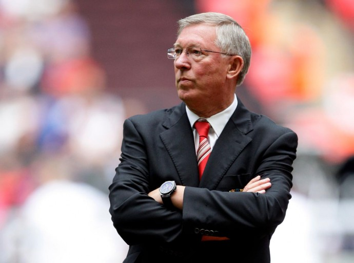Sir Alex Ferguson's Man United Wallpapers