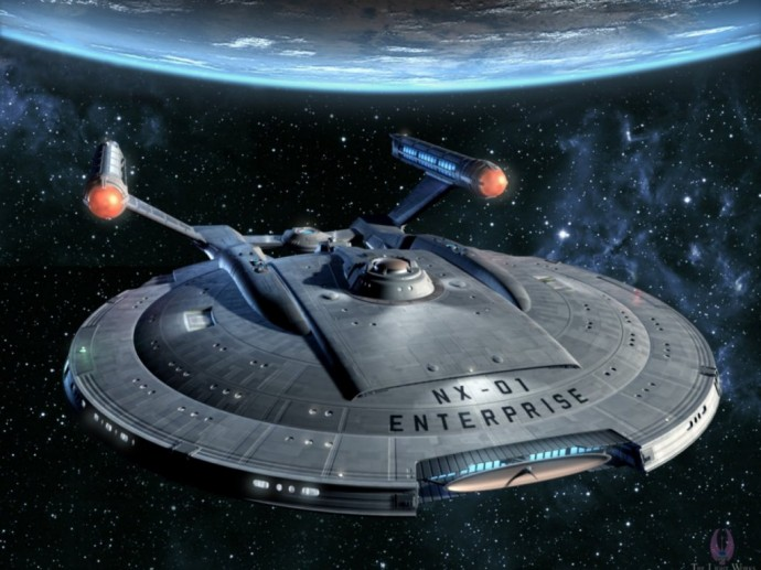 Star Trek Enterprise NX-01 Wallpaper