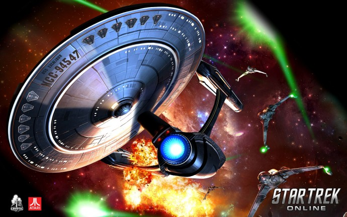 Star Trek Online Wallpaper HD