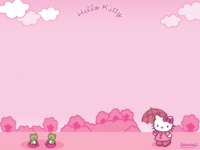 Wallpaper Hello Kitty Download
