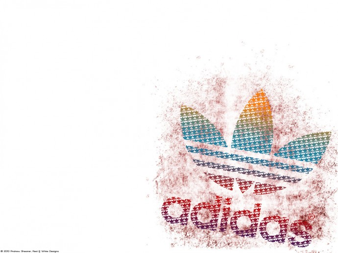 Wallpapers Adidas Cute 1024x768