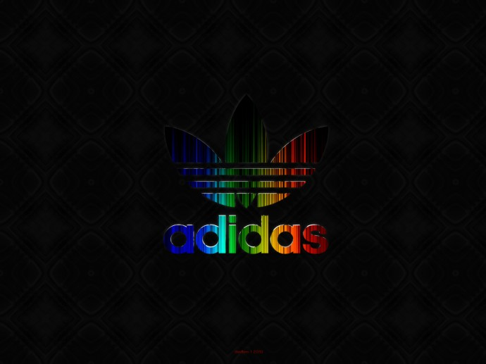 Wallpapers Adidas Logo
