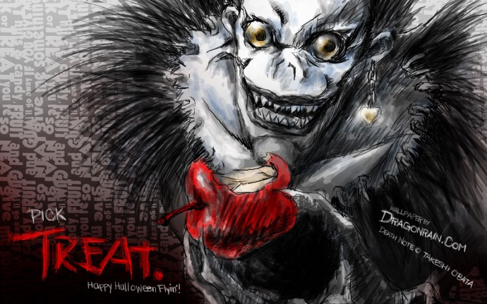 Wallpapers Death Note 1280x800