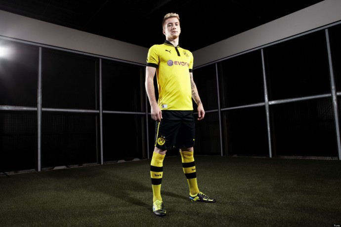 Wallpapers Marco Reus Dortmund 2013