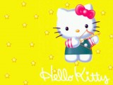 Yellow Hello Kitty Wallpapers