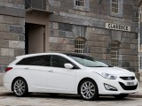 2012 Hyundai i40 Tourer HD Wallpaper