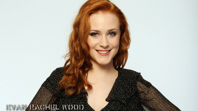 Actress Evan Rachel Wood Wallpaper