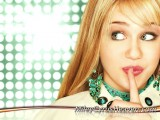 Actress Miley Cyrus HD Wallpaper