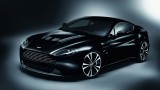Aston Martin V12 Vantage Carbon Black Wallpaper