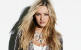 Beautiful Candice Swanepoel Wallpaper