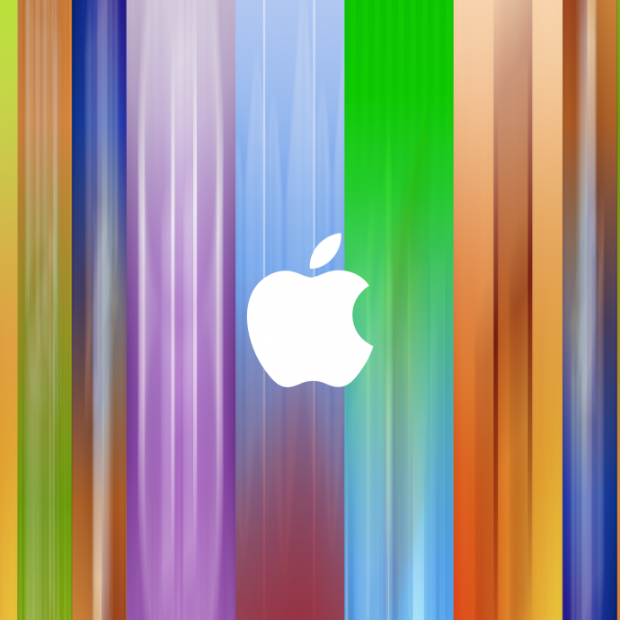 Beautiful iOS 7 Unofficial Wallpaper