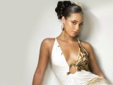 Beauty Alicia Keys Picture HD Wallpaper
