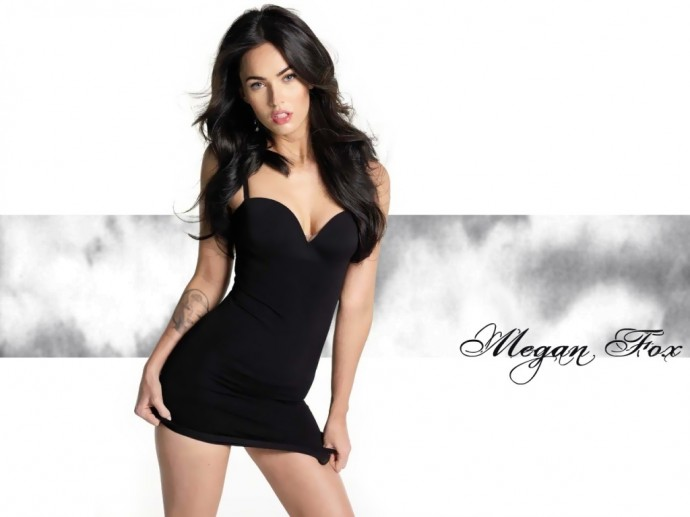 Celebrity Megan Fox HD Wallpaper