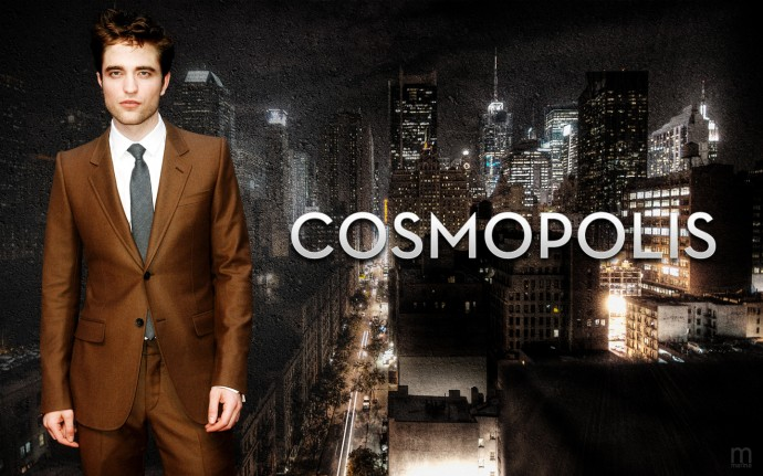 Cosmopolis Wallpaper Robert Pattinson