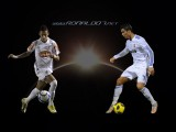 Cristiano Ronaldo And Neymar Wallpaper