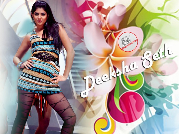 Deeksha Seth Hq Photos Wallpaper