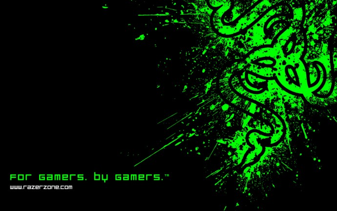Download Razer Logo Wallpaper