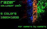 Download Razer Widescreen Wallpaper