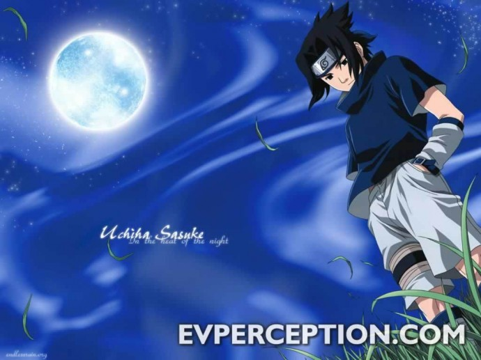 Download Sasuke Uchiha HD Wallpaper