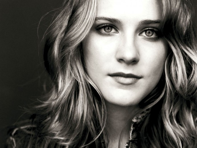 Download Wallpaper Evan Rachel Wood