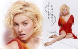 Elisha Cuthbert Wallpaper Widescreen